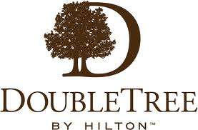 Picture of the DoubleTree by Hilton brand company logo.