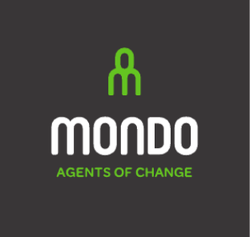 Picture of Mondo's company logo.