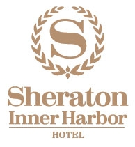 Picture of the Sheraton Inner Harbor hotel logo.